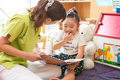 お子さんに安全かつ的確な治療を提供いたします
